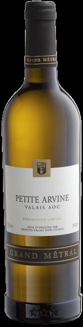 Grand Métral Petite Arvine AOC Valais