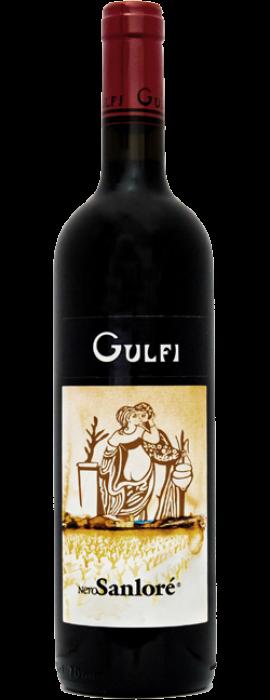 Gulfi Nerosanloré IGT in 6er Holzkiste