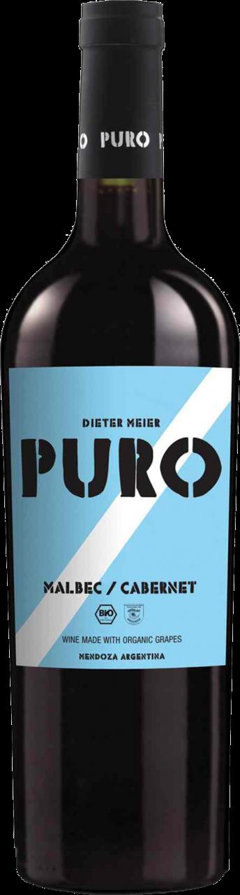 Dieter Meier Puro Malbec Cabernet - 1.5 L Magnum