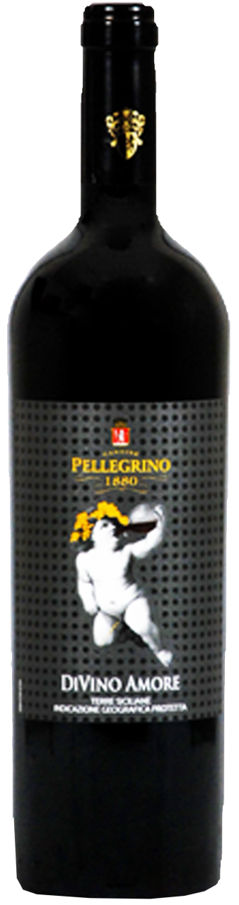 Divino Amore IGP Cuvée Rosso Sicilia