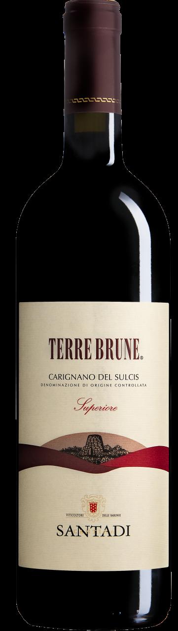Terre Brune' DOC Carignano del Sulcis Superiore