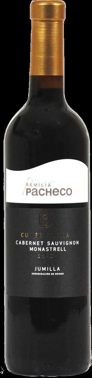 Cuvée Elena D.O. Familia Pacheco