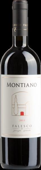 Montiano Falesco Vino Lazio Rosso IGP
