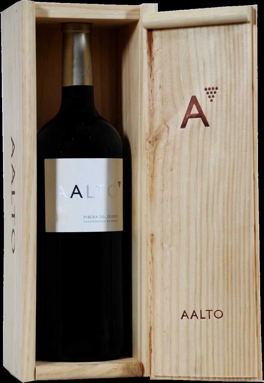 Aalto Ribera del Duero D.O. - 1.5 L Magnum in Holzkiste