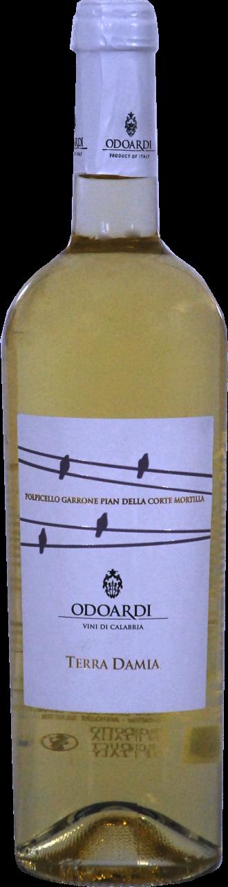 Terra Damia Odoardi IGT Kalabria Bianco