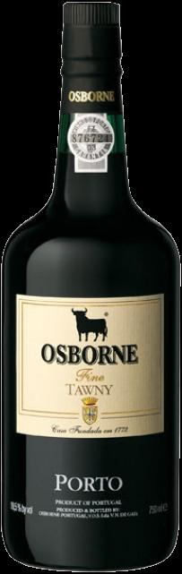 Osborne Fine Tawny Portwein