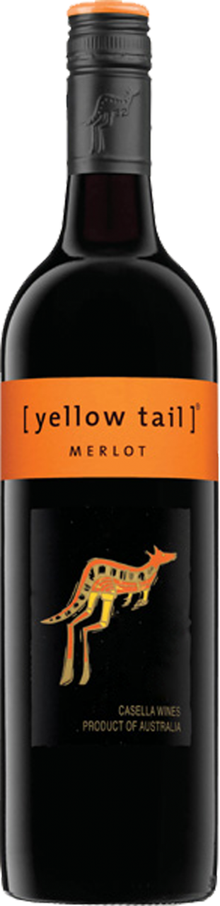 Yellow Tail Merlot Australia