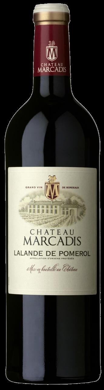 Château Marcadis AOP Lalande de Pomerol