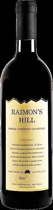 Raimon's Hill Shiraz Cabernet Sauvignon