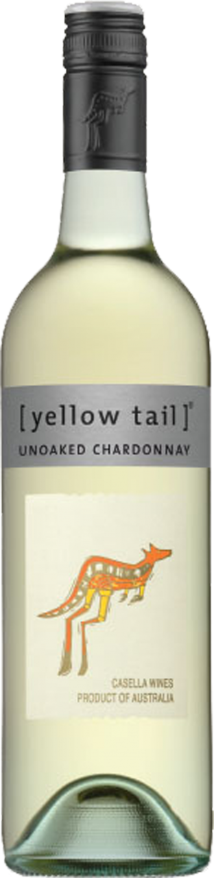 Yellow Tail Unoaked Chardonnay Australia