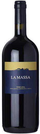 La Massa' Rosso Toscana IGT - 1.5 L Magnum