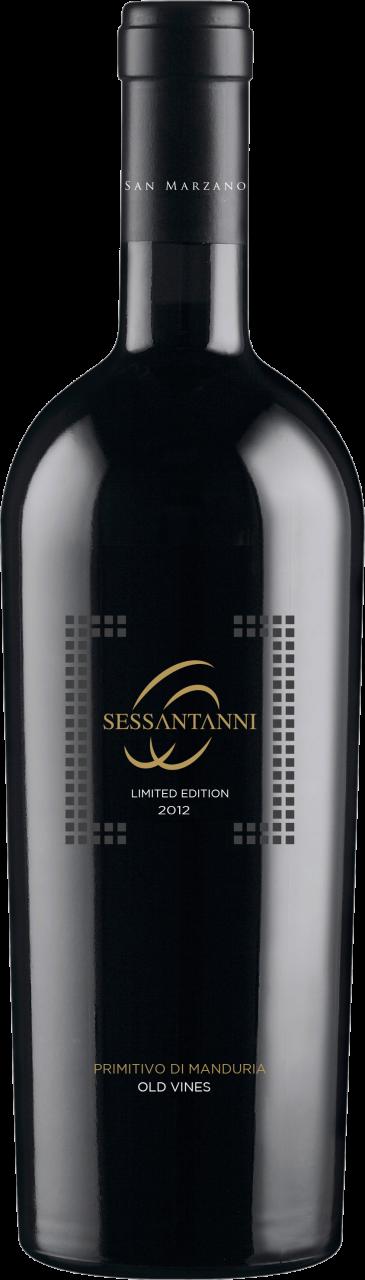 Sessantanni Limited Edition DOP Primitivo di Manduria Old Wines