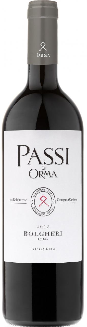Passi di Orma Bolgheri DOC Toscana - Podere Orma